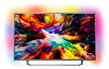 Philips 65PUS7303/12 164 cm (65 Zoll) LED-Fernseher (Ambilight,...
