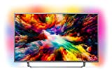 Philips 55PUS7303/12 139 cm (55 Zoll) LED (Ambilight, 4K Ultra...