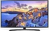 LG 49UJ635V 123 cm (49 Zoll) Fernseher (Ultra HD, Triple Tuner,...