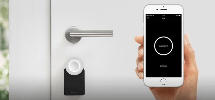 Nuki Combo (Elektronisches Türschloss) als Angebot des Tages bei Amazon