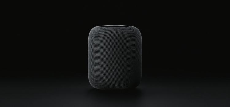 Apple HomePod als Konkurrenz zu Amazon Echo