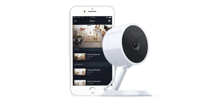 Cloud Cam – Sicherheitskamera mit Alexa-Integration vorgestellt