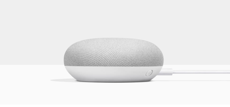 Google Home Mini ab knapp 15,- Euro im Angebot bei OTTO