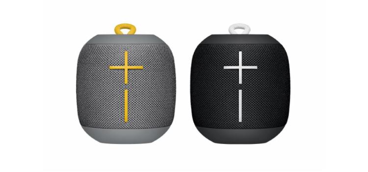 Ultimate Ears WonderBoom Bluetooth-Lautsprecher im Doppelpack für 99,- Euro