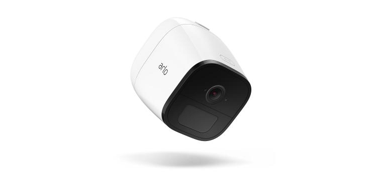 Arlo Pro Überwachungskamera: Sicherheit per Mobilfunk