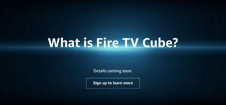 Fire TV Cube – Alexa nun richtig an Bord