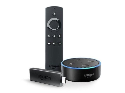 Echo Dot und Fire TV Stick