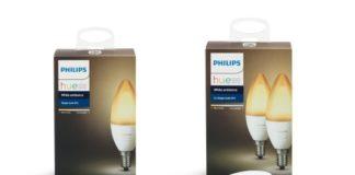 Philips Hue White Ambiance E14