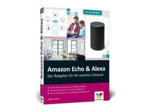 Amazon Alexa Buch