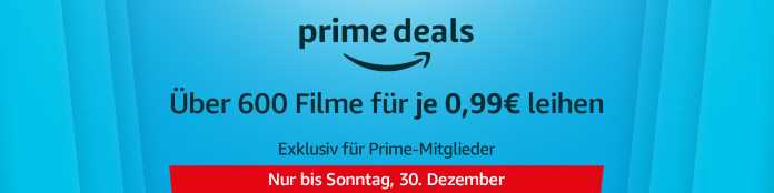Filmfreitag bei Amazon