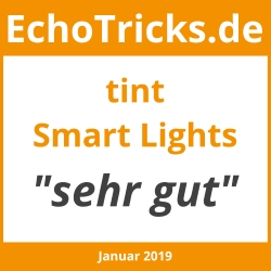tint Smart Lights Siegel