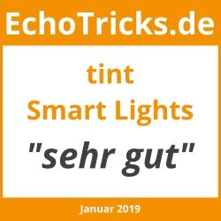 tint Smart Lights Siegel