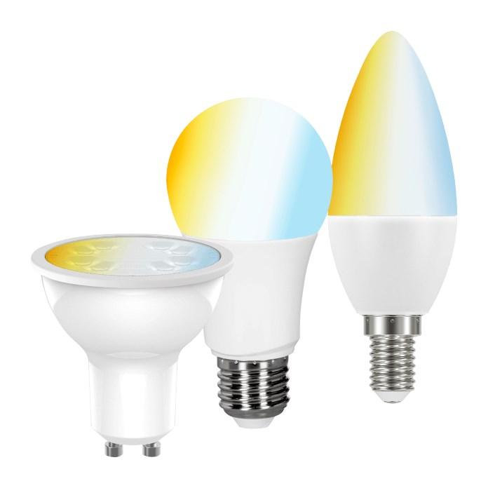 tint Smart Light Erweiterungslampen weiß