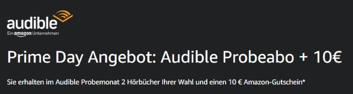 Audible Probemonat