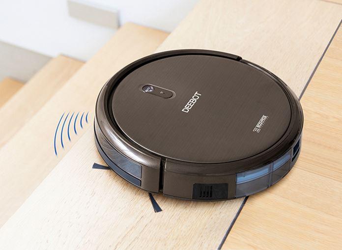 Sensoren am DEEBOT N79S