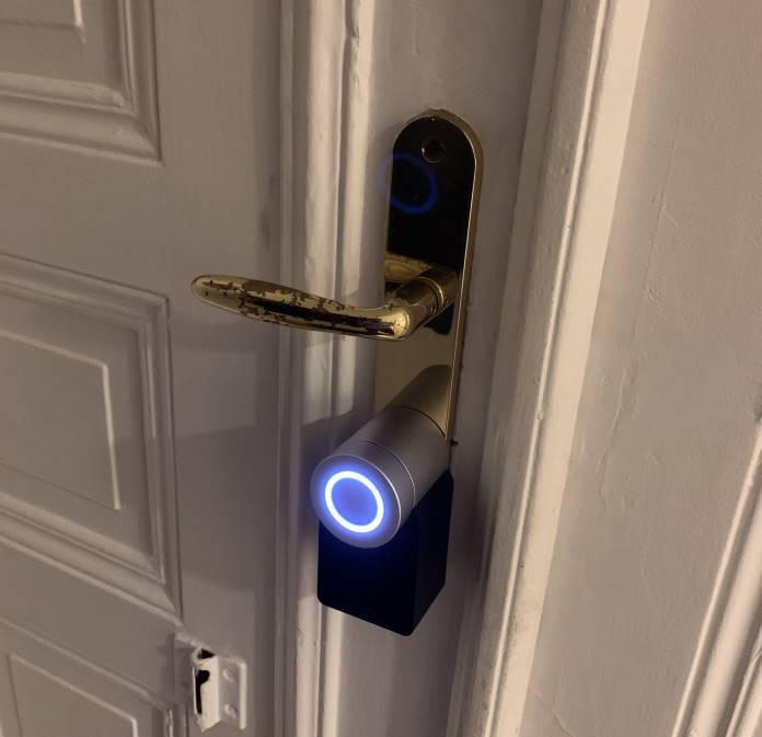 Nuki Smartlock Installation