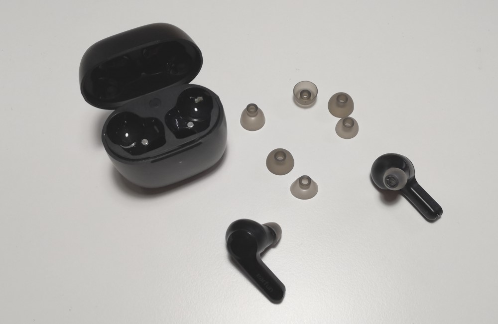 Earfun Air True Wireless Earbuds Tragekomfort